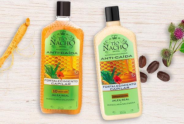Pack Shampoo + Acondicionador Tío Nacho Herbolaria
