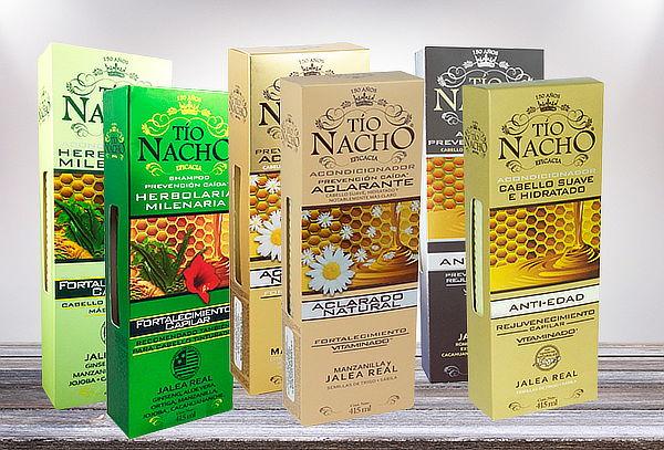 Pack Shampoo + Acondicionador Tío Nacho