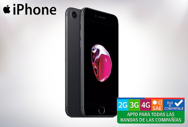 iPhone 7 o 7 Plus 32 GB