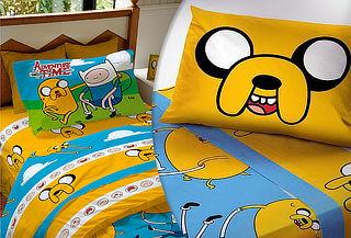 Set de Sábanas Single Adventure Time Cloud