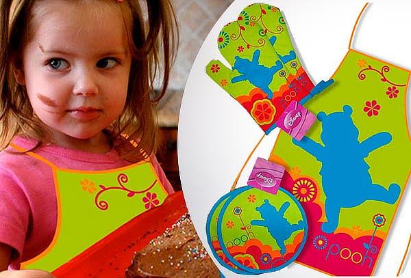 Kit de Cocina para Niños Disney Pooh Delicious