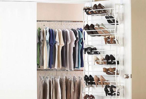 Outlet - Organizador De Zapatos Rack 36 Zapatos