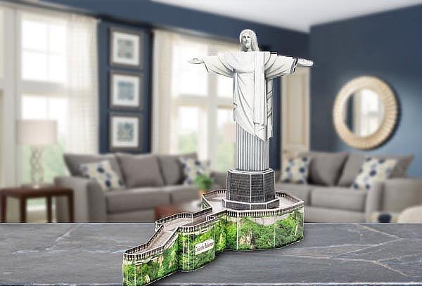 Monumento Armable Cristo Redentor