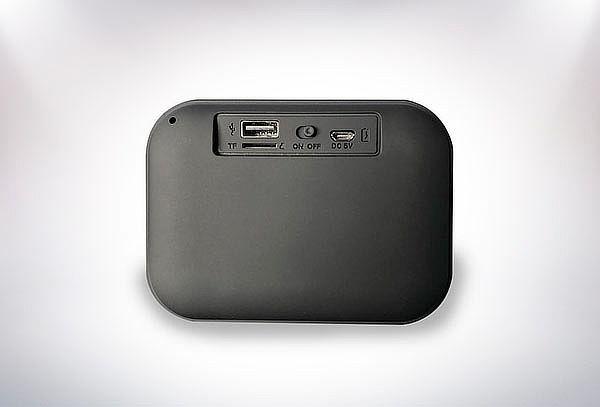 Parlante Bluetooth Lhotse T3 Negro