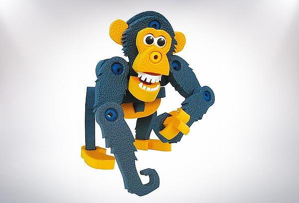 Animal Mono Armable EVA