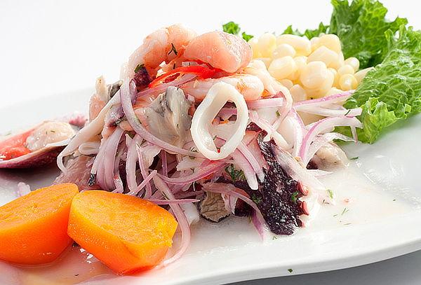 Cena para 2 en Cocinero de los Mares, Ñuñoa