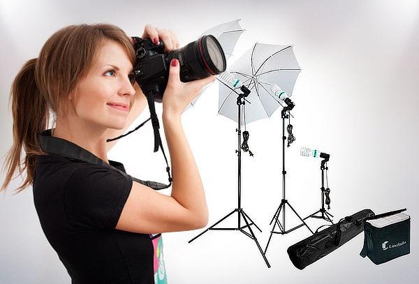 Estudio Fotográfico Profesional