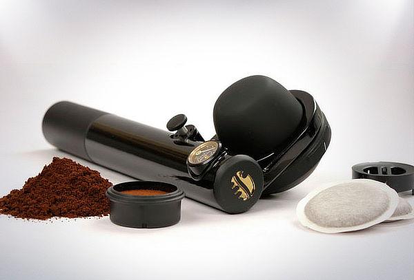 Cafetera Portátil Handpresso a elección
