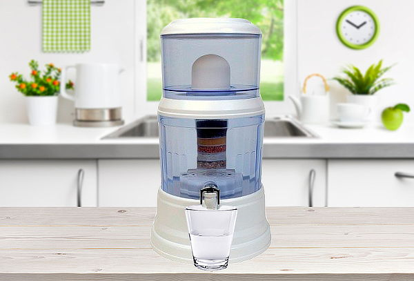 2 Repuestos de Filtros de Dispensador de Agua 16L.