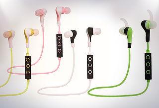Audífono Bluetooth Deportivo Soundbounds BT-50