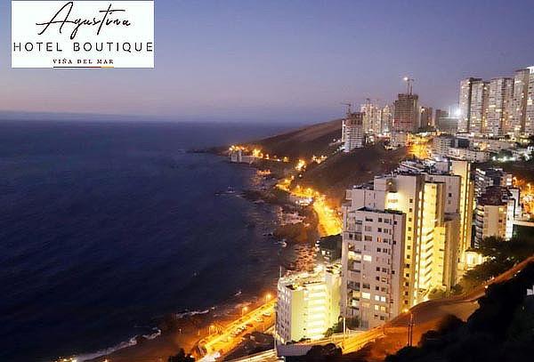 Agustina Hotel Boutique, Reñaca: 1, 2 o 3 noches para 2 o 3