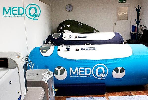 3 o 5 Sesiones de Cámara Hiperbárica + Consulta Médica