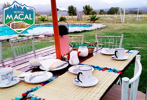 Hostal Macal, San Clemente: 1, 2, 3 o 4 noches para 2 pers.