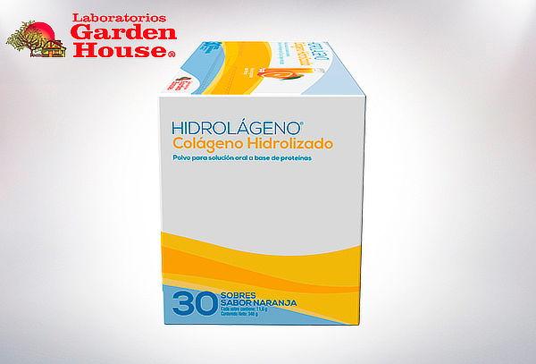 Pack 1 Caja Colágeno Hidrolizado Garden House
