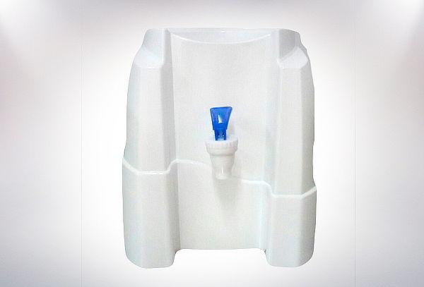 3 Botellones de Agua 20lts c/u Los Cántaros + Dispensador