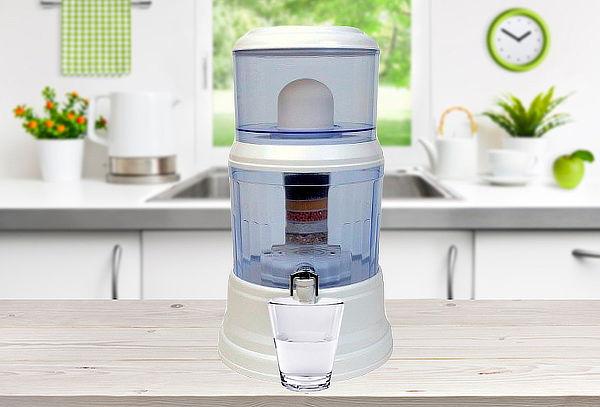 Dispensador de Agua 16 L y/o Filtro extra