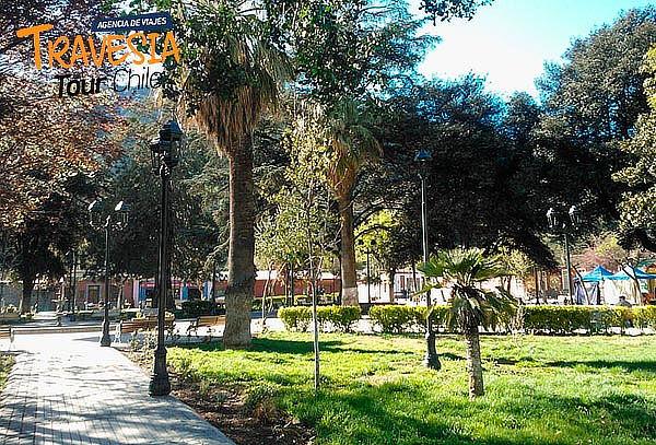 Travesía Tour Chile: Tour Embalse el Yeso y Cajón del Maipo