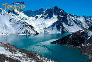 Travesía Tour Chile: Tour Embalse el Yeso y Cajón del Maipo