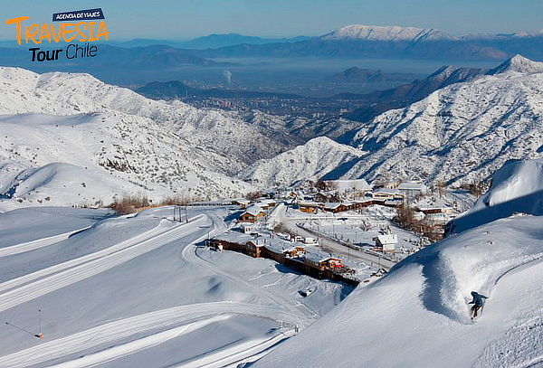 Travesía Tour Chile: Tour full day Nieve Los Andes