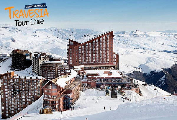 Travesía Tour Chile: Tour full day Valle Nevado y Farellones