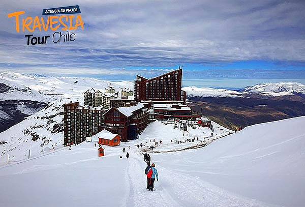 Travesía Tour Chile: Tour full day Valle Nevado y Farellones