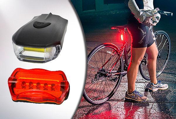 Pack Linterna para Bicicleta