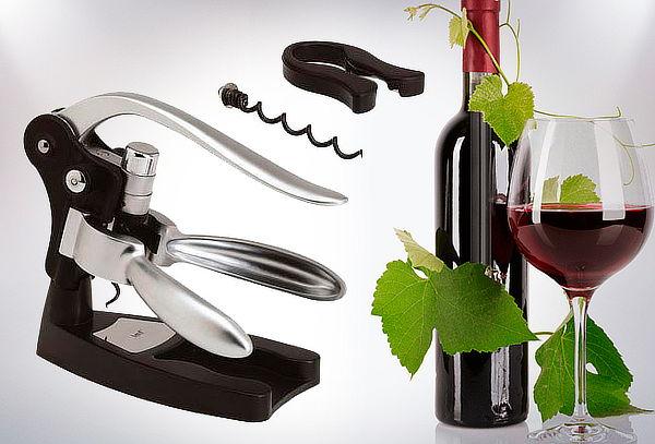 Destapador de Vino Elegante