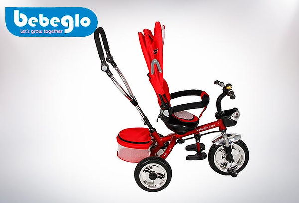 Triciclo Full Asiento Reversible RS-4089, Bebeglo