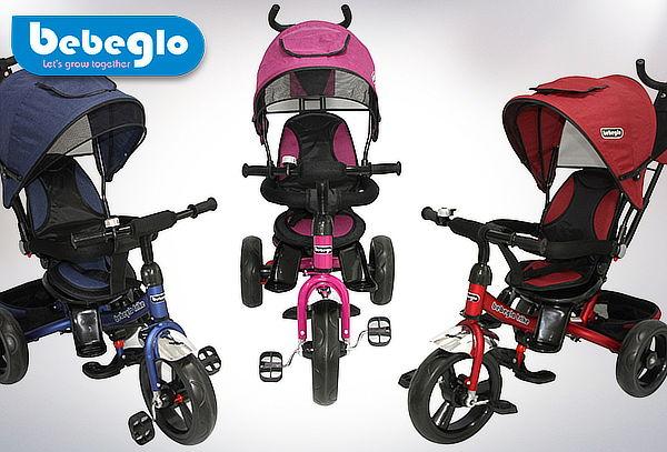 Triciclo Multietapa Asiento Reversible RS-4065