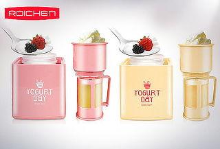 Yogurtera y Quesera Manual Yogurt Day Roichen