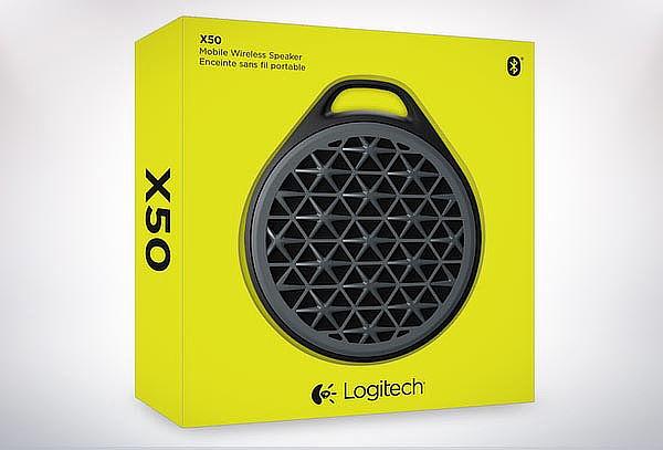 Parlante Altavoz Bluetooth Logitech, diseño a elección