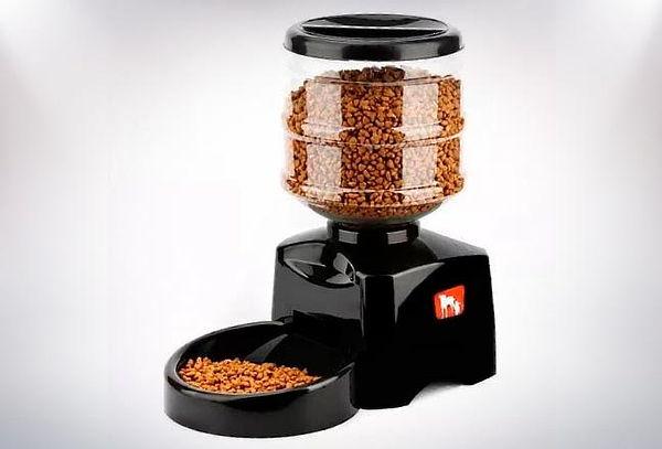 Dispensador Automático de Alimento de Mascota