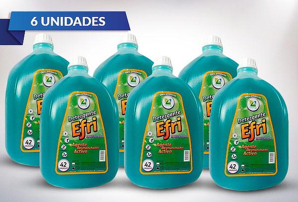 30 Litros de Detergente Efri Concentrado