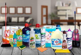 Pack Familiar de Limpieza: Utensilios y Productos