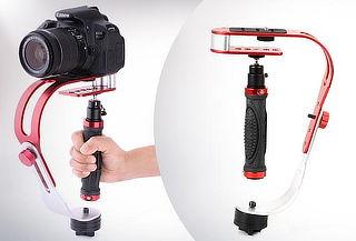 Estabilizador para Cámaras Universal, GoPro, Reflex, Action