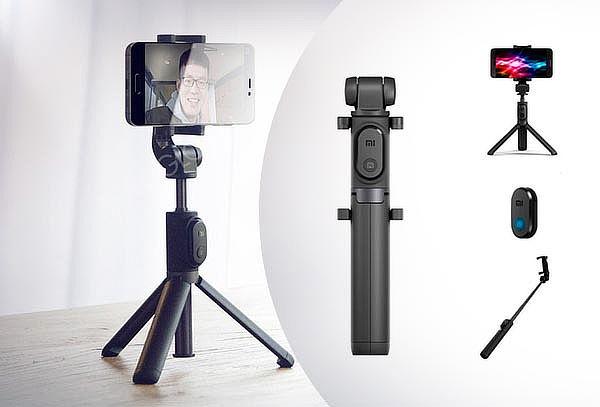Baston Selfie Stick Tripode Premium Xiaomi