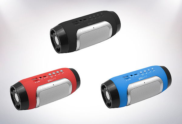 Parlante Portátil con Bluetooth Prosound 32PRXP400