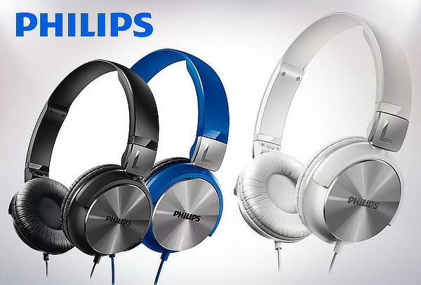 Audifono Philips SHI3160, colores a elección