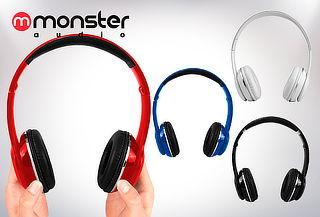 Audífonos Monster Audio, color a elección