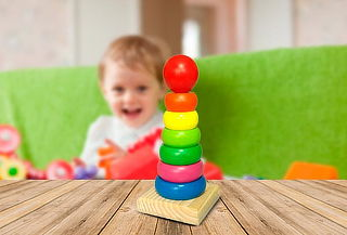 Torre de Colores Rainbow Tower