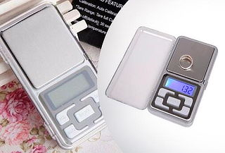 Pesa Digital Gramera Portable