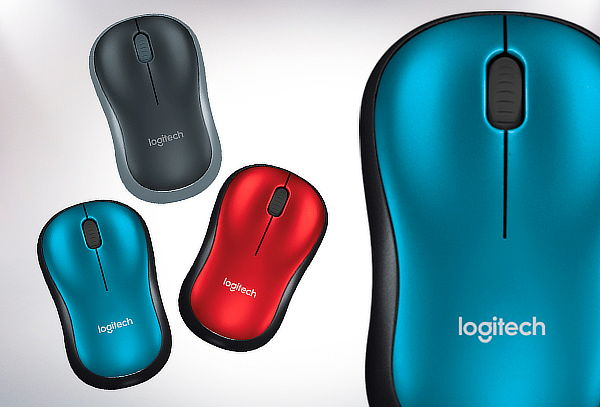 Wireless Mouse M18 Logitech Color a elección