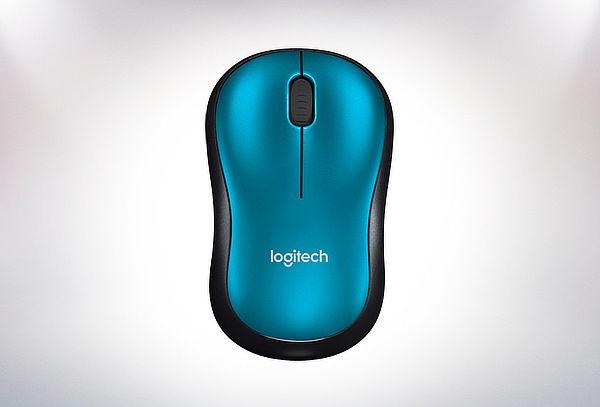 Wireless Mouse M18 Logitech Color a elección