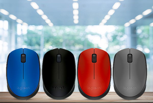Wireless Mouse Logitech M170 color a elección