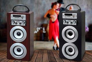 Parlante Karaoke Philco 10 W 32PLC757
