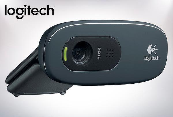 Webcam Logitech, Modelo a elección