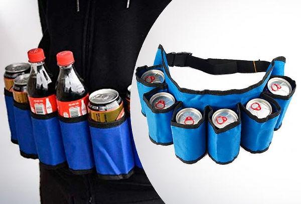 Cinturon para Latas y Botellas