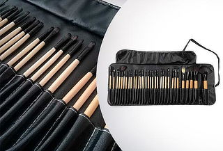 Set 32 brochas de maquillaje