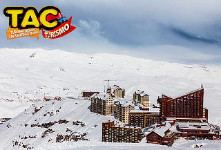 TAC Turismo: Tour panorámico a Valle Nevado y Farellones