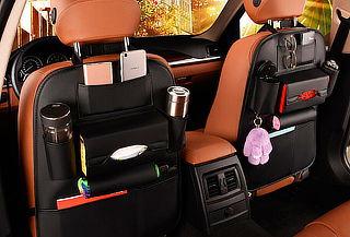 Organizador de asiento para auto, color a elección